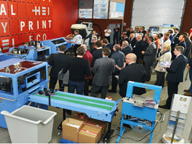 Heidelberg and Muller Martini open house hailed a succes
