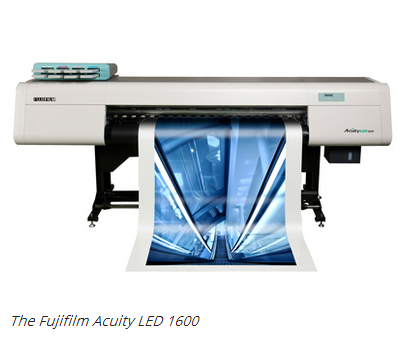 AB Print Group invests in Acuity LED 1600