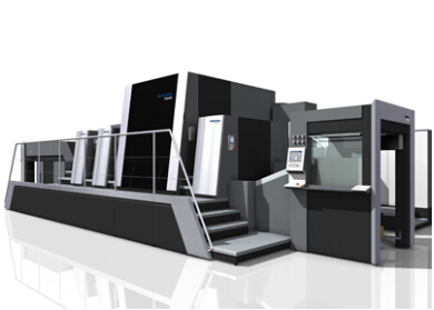 Heidelberg unveils sheetfed inkjet press