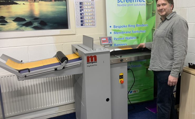Screentec swaps old for new DigiFold